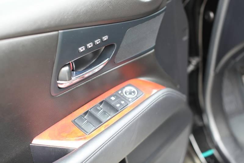 2012 Lexus RX 350 AWD 4dr SUV - Seattle WA