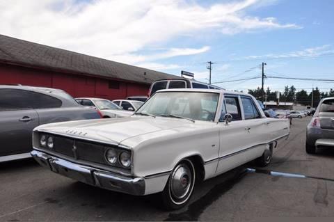 1967 Dodge Coronet for sale in Seattle, WA