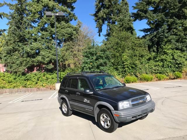 2001 Chevrolet Tracker ZR2 4WD 4dr SUV - Seattle WA