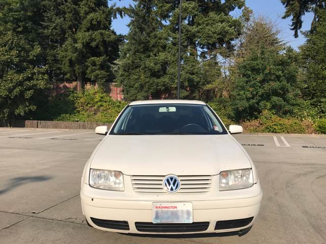 2001 Volkswagen Jetta GLS 4dr Sedan - Seattle WA