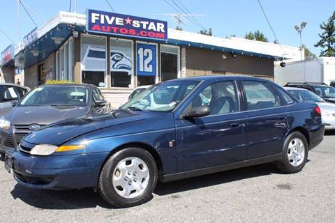 2001 Saturn L-Series for sale in Seattle, WA