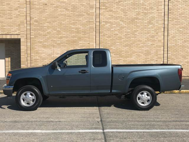 2007 gmc canyon sle 4dr extended cab 4wd sb in seattle wa five contact publicscrutiny Image collections