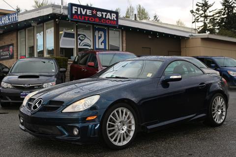 2007 Mercedes-Benz SLK for sale in Seattle, WA