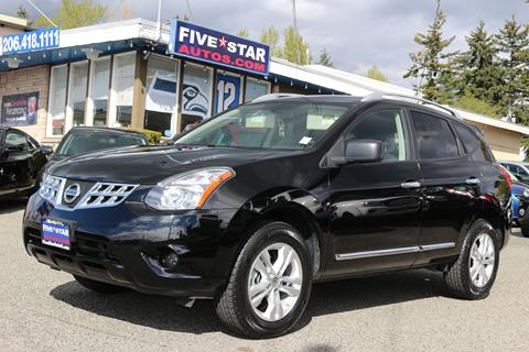 2015 Nissan Rogue Select for sale in Seattle, WA