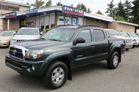 2011 Toyota Tacoma for sale in Seattle, WA