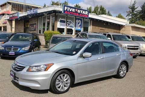 2012 Honda Accord for sale in Seattle, WA