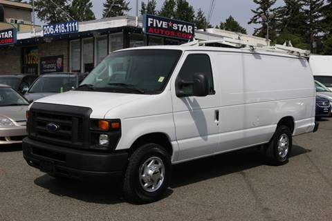 2010 Ford E-Series Cargo for sale in Seattle, WA