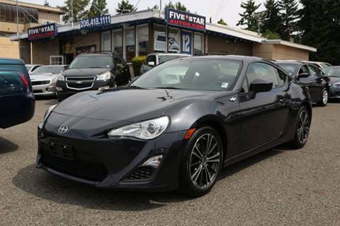 2013 Scion FR-S for sale in Seattle, WA