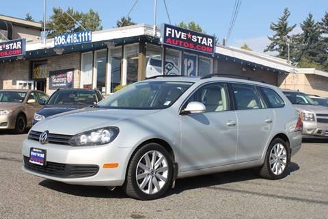 2011 Volkswagen Jetta for sale in Seattle, WA