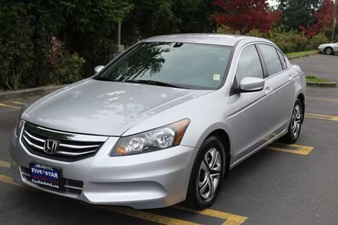2011 Honda Accord for sale in Seattle, WA