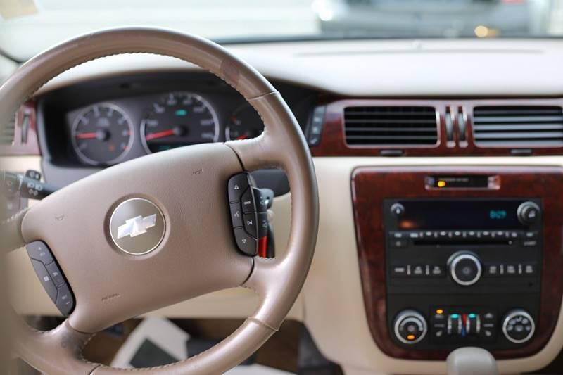 2008 Chevrolet Impala LTZ 4dr Sedan - Seattle WA