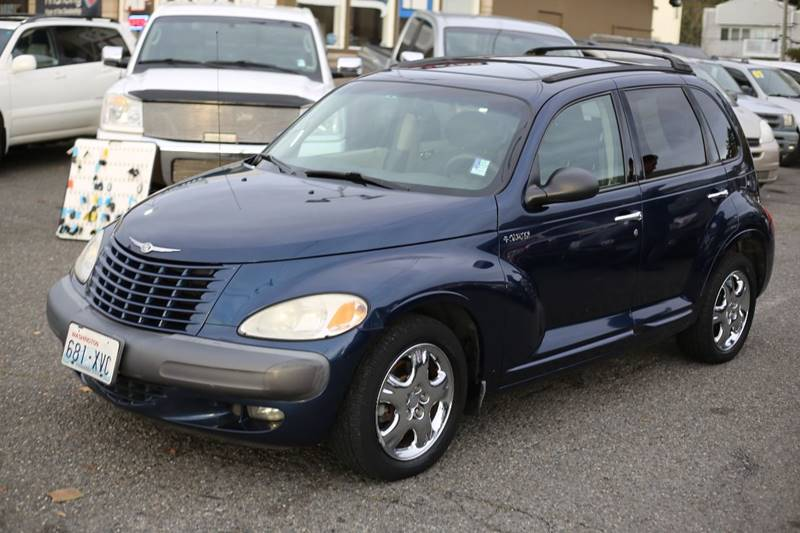 2001 Chrysler PT Cruiser Limited Edition 4dr Wagon - Seattle WA