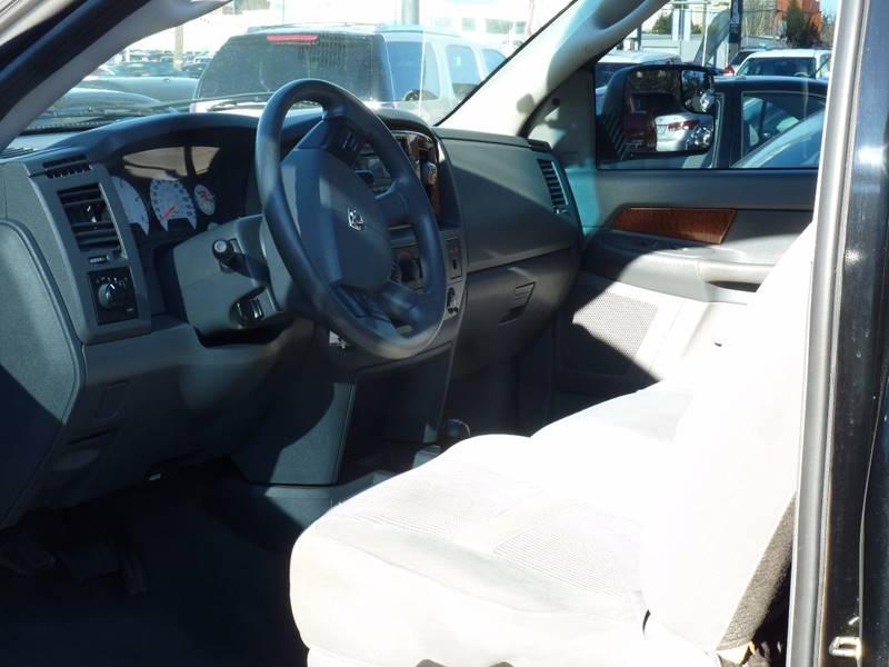 2006 Dodge Ram Pickup 2500 ST 2dr Regular Cab 4WD LB - Seattle WA