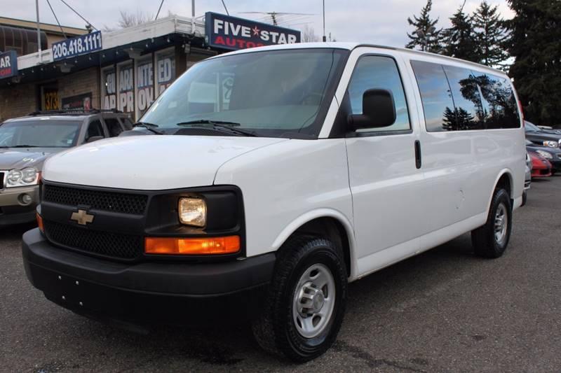 2011 Chevrolet Express Passenger LS 2500 3dr Passenger Van - Seattle WA