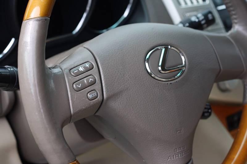 2004 Lexus RX 330 AWD 4dr SUV - Seattle WA