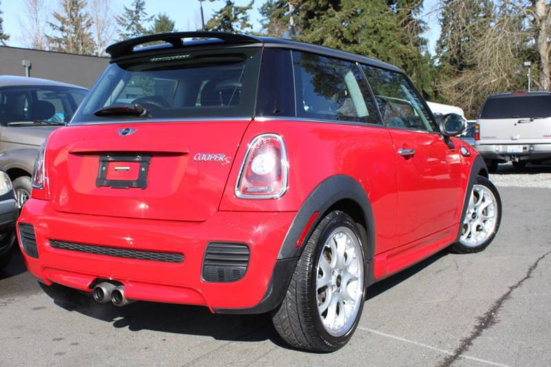 2009 MINI Cooper S 2dr Hatchback - Seattle WA