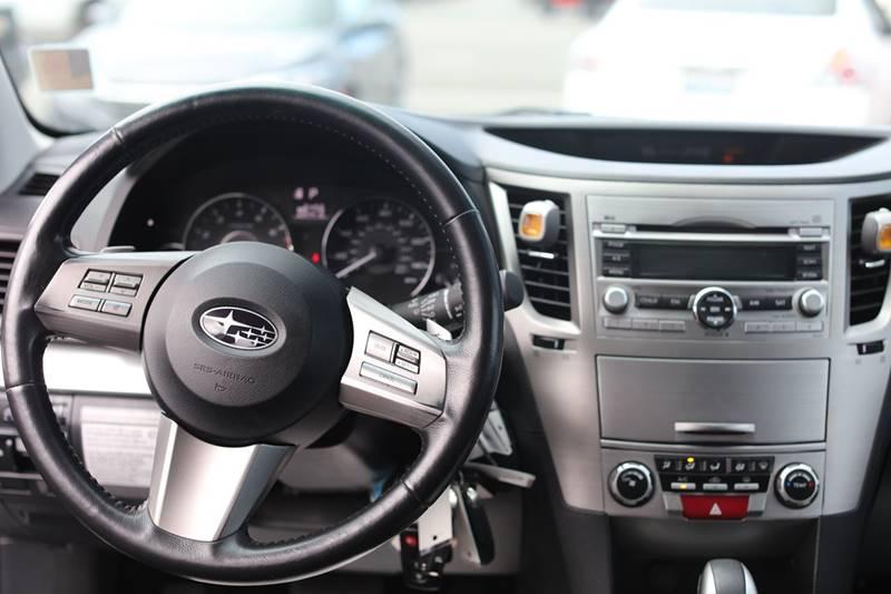 2011 Subaru Outback AWD 2.5i Premium 4dr Wagon CVT - Seattle WA