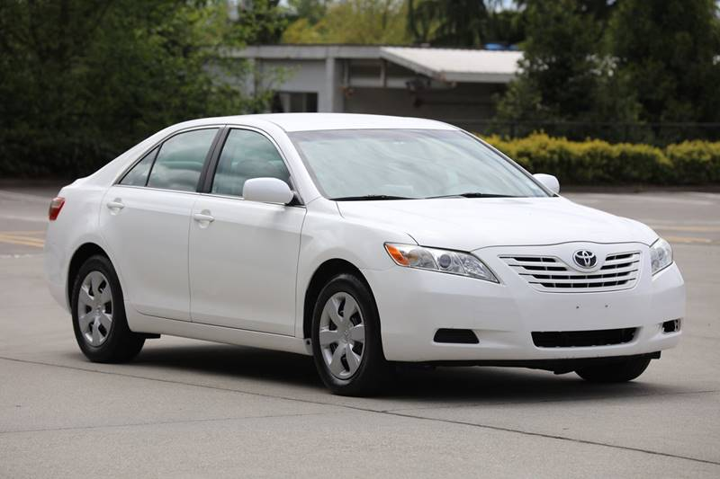 2007 Toyota Camry LE 4dr Sedan (2.4L I4 5A) - Seattle WA