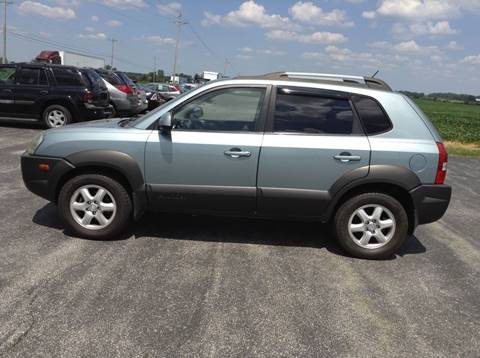 2005 Hyundai Tucson for sale in Montpelier, OH