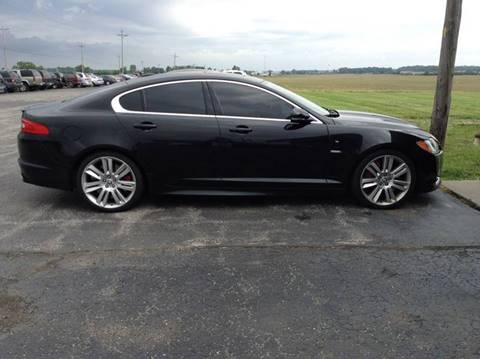 2011 Jaguar XF For Sale In Montpelier, OH