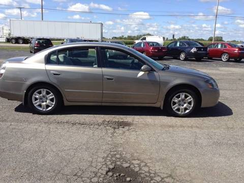 used 2005 nissan altima for sale in ohio - carsforsale®