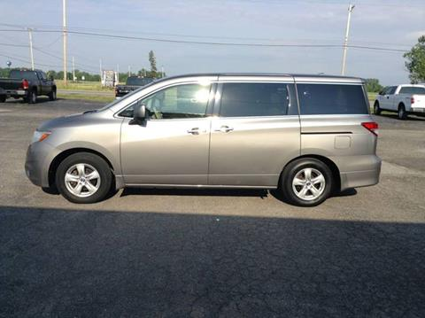 2013 Nissan Quest for sale in Montpelier, OH