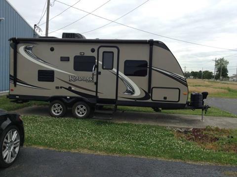 2013 Dutchmen Kodiak  221RBSL for sale in Montpelier, OH