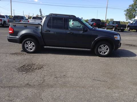 2010 Ford Explorer Sport Trac for sale in Montpelier, OH
