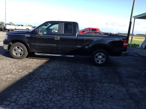 2008 Ford F-150 for sale in Montpelier, OH