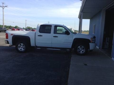 2008 Chevrolet Silverado 1500 for sale at Kevin's Motor Sales in Montpelier OH