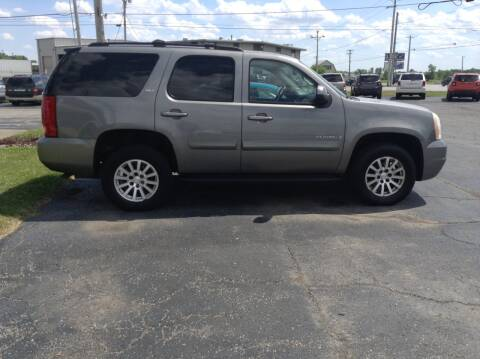 2008 GMC Yukon for sale at Kevin's Motor Sales in Montpelier OH
