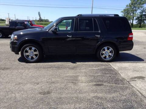 2012 Ford Expedition for sale at Kevin's Motor Sales in Montpelier OH