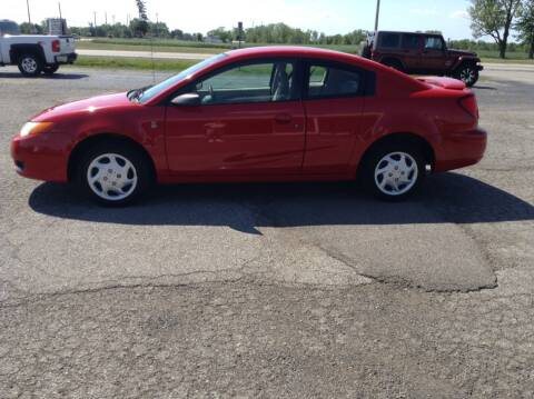 2004 Saturn Ion for sale at Kevin's Motor Sales in Montpelier OH