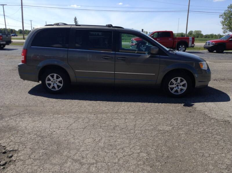 2010 Chrysler Town and Country for sale at Kevin's Motor Sales in Montpelier OH