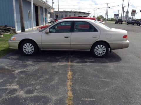 2001 Toyota Camry for sale at Kevin's Motor Sales in Montpelier OH