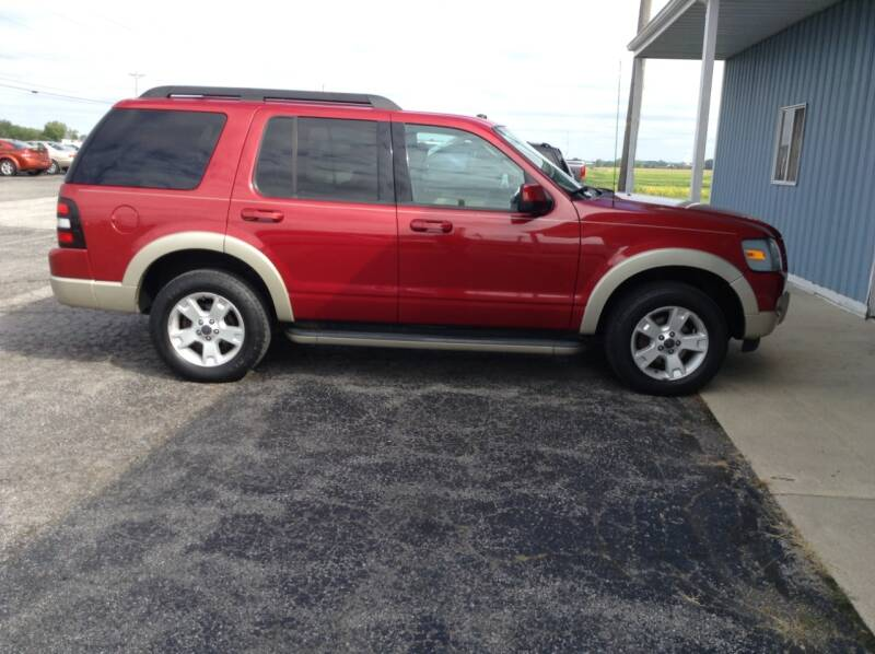 2010 Ford Explorer for sale at Kevin's Motor Sales in Montpelier OH
