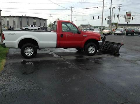 2001 Ford F-250 Super Duty for sale at Kevin's Motor Sales in Montpelier OH