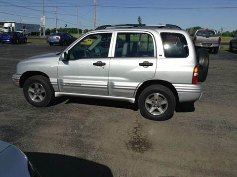 2002 Chevrolet Tracker for sale in Montpelier, OH