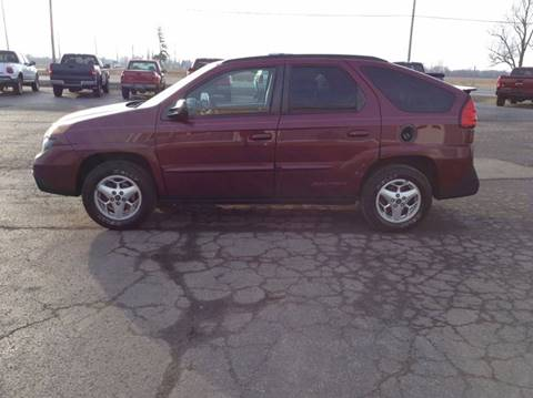 2004 Pontiac Aztek for sale in Montpelier, OH