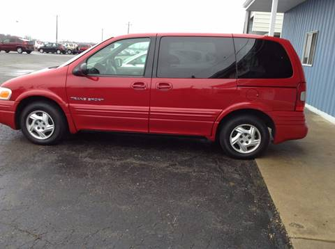 1998 Pontiac Trans Sport for sale in Montpelier, OH