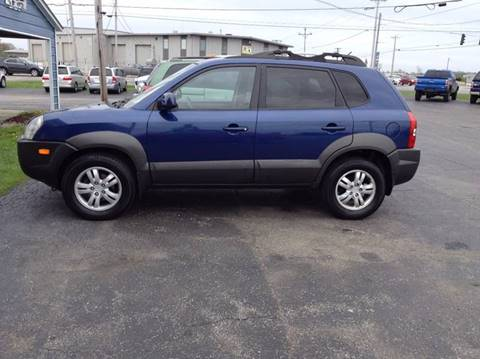 2006 Hyundai Tucson for sale in Montpelier, OH