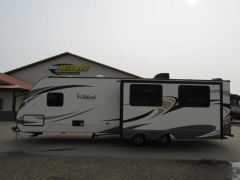 2017 Forest River WILDCAT 31 for sale in Fort Pierre, SD