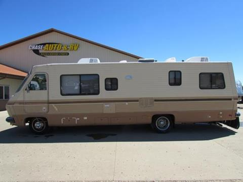1985 Chevrolet Motorhome Chassis for sale in Fort Pierre, SD