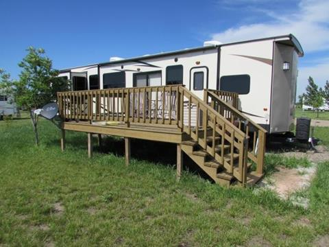 2017 Forest River VILLA M-39 for sale in Fort Pierre, SD