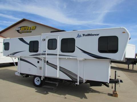 2014 TRAIL MANO 2417KS for sale at Chase Auto & RV in Fort Pierre SD