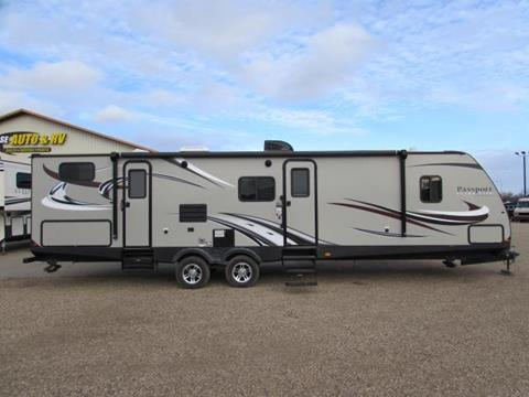 2017 Keystone 3350 BH for sale in Fort Pierre, SD