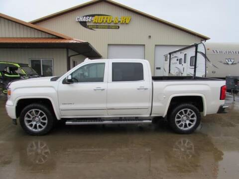 2015 GMC Sierra 1500 for sale at Chase Auto & RV in Fort Pierre SD