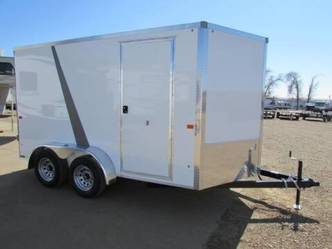 2020 AERO 7X12 TA35 for sale at Chase Auto & RV in Fort Pierre SD