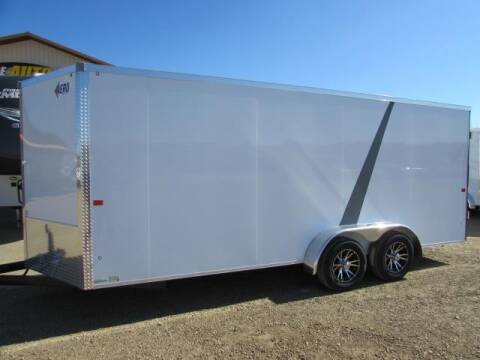 2020 AERO 7 X 18 TA3 for sale at Chase Auto & RV in Fort Pierre SD