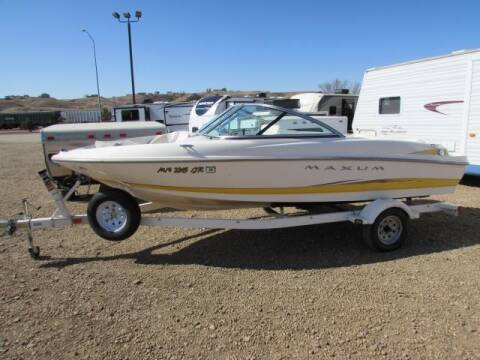 2003 Maxum 17.5FT BOA for sale at Chase Auto & RV in Fort Pierre SD